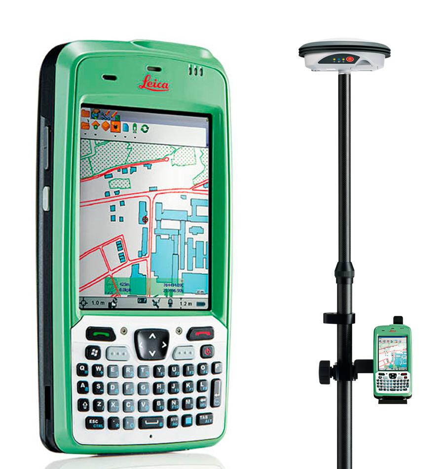 Leica Zeno 5 GPS